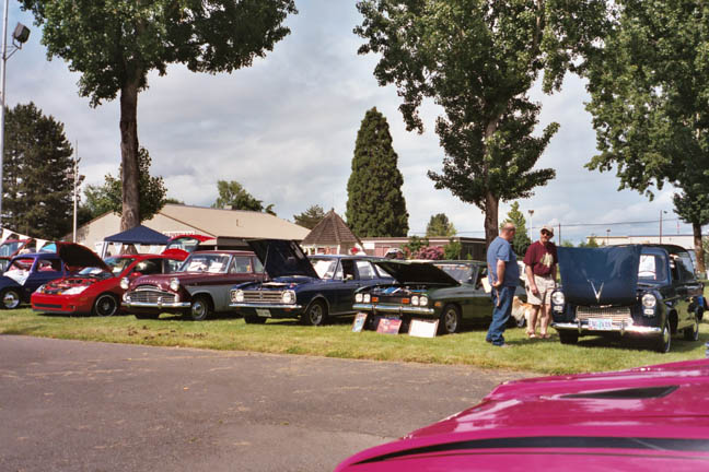 All Ford Car Show Hillsboro Oregon