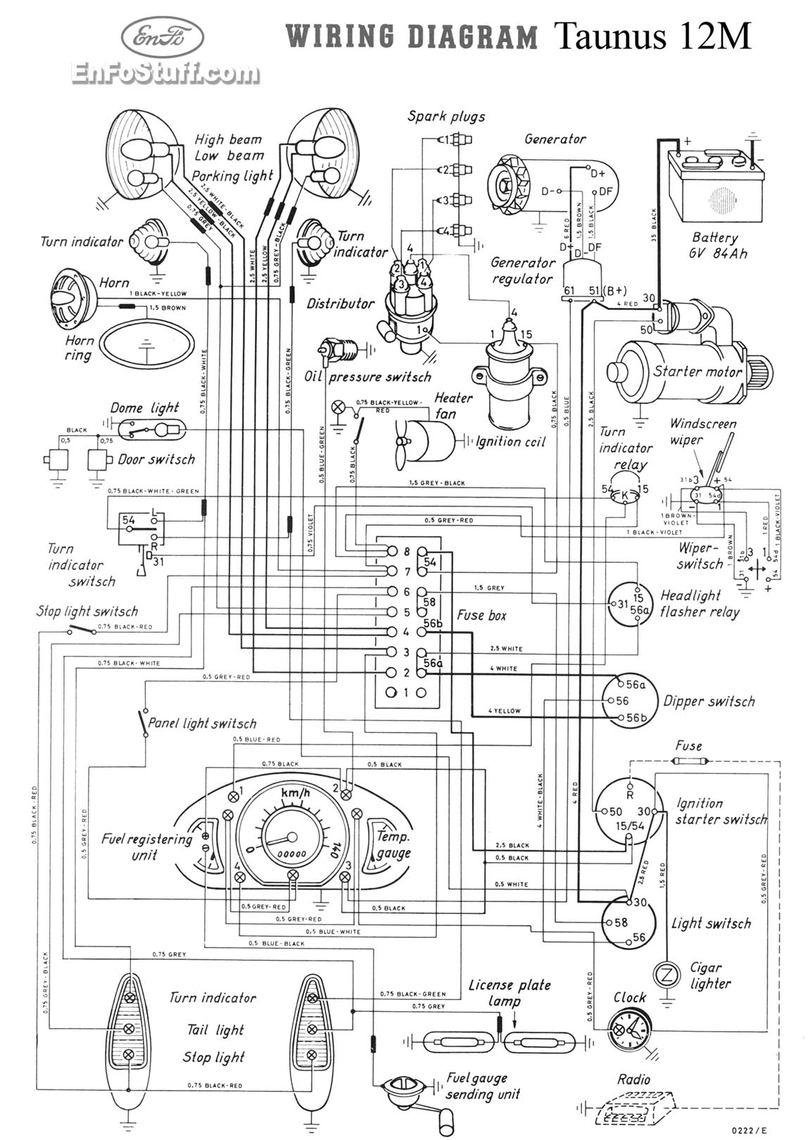 1949 cadillac wiring diagram wiring diagram and engine diagram 1940 Buick Special Wiring Diagram Schematic download 1952 1959 ford taunus 12m on 1949 cadillac wiring diagram Buick Wiring Schematics Online