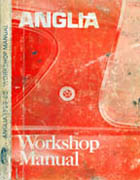 Ford Anglia Shop Manual